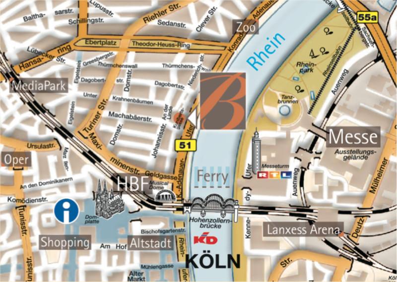 Buchholz Downtown Hotel Kontakt Amp Informationen